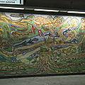 station botanique - la fresque sans nom