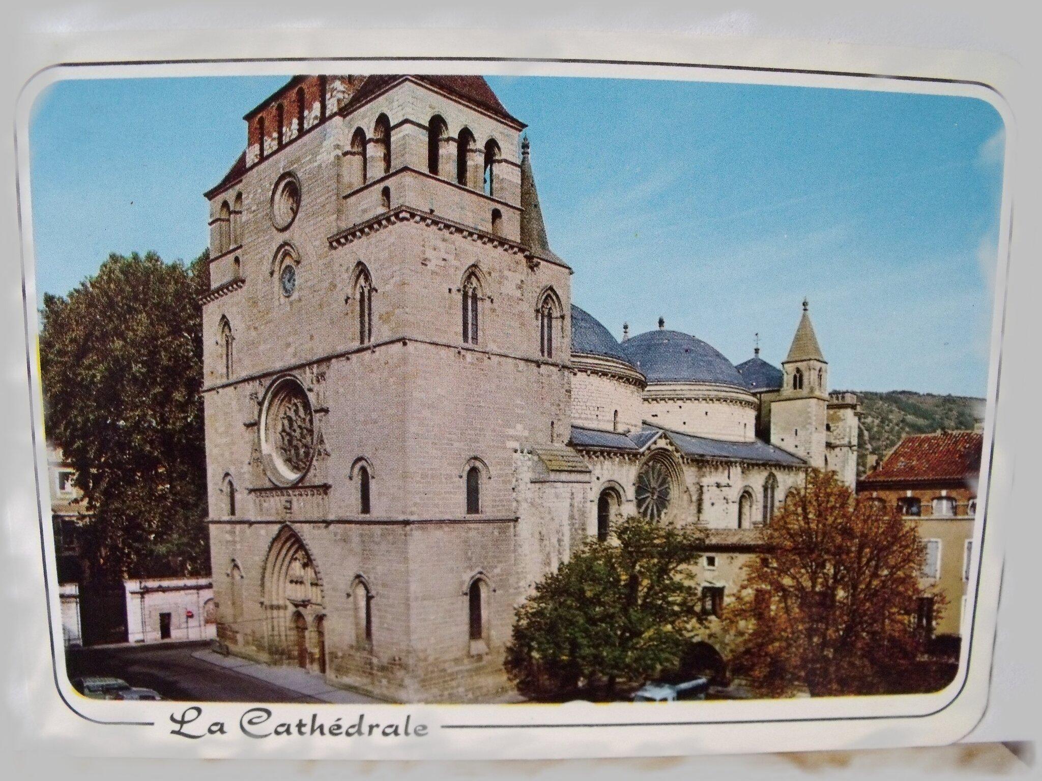 Cahors - la cathédrale