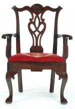 ChippendaleChair photo by the spruce carafts