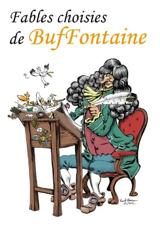 fables de buffontaine