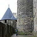 CARCASSONNE et son rempart