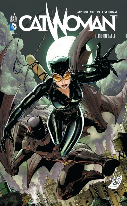 catwoman 03 indomptable