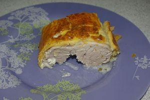 Filet mignon de porc en croûte Boursin 005