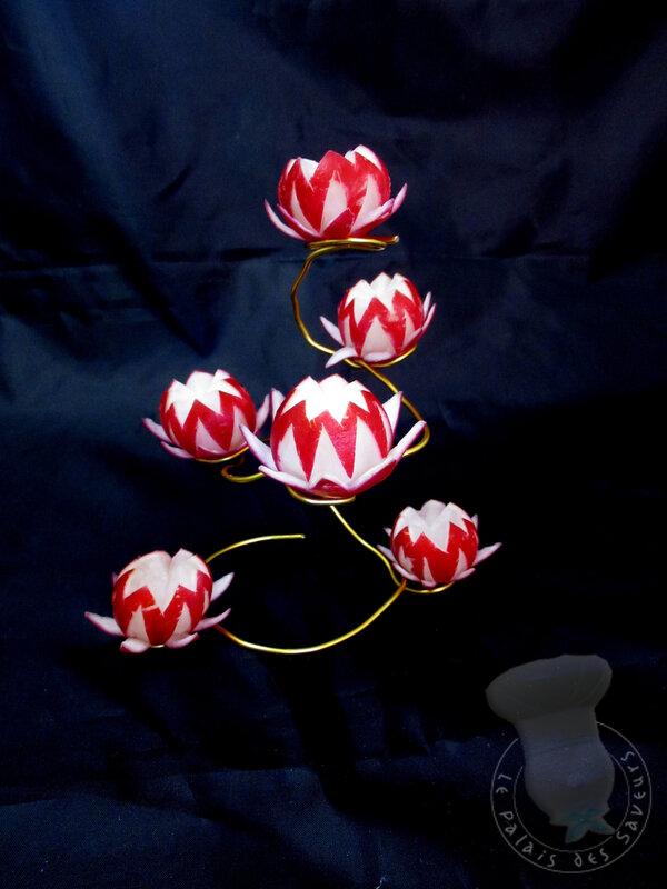 Tourbillon de fleurs