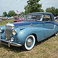 DAIMLER DB 18 Special Sports drophead coupé 1951 Ohnenheim (1)