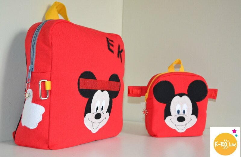 Sac à dos Mickey 8