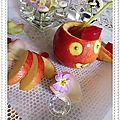 Nectar de pommes, thé darjeeling, miel, cannelle, gingembre + jeu concours pink lady « réveil des sens »