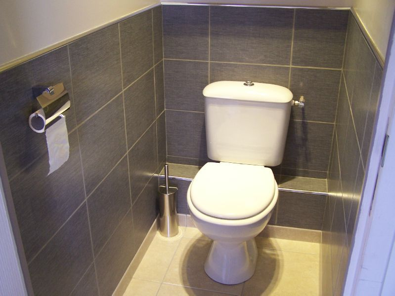 Emejing Modele De Carrelage Pour Wc Photos - House Design ...