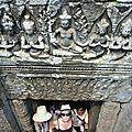 Angkor, aaah invasion!!!
