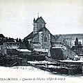 1918-01-02 -couches-les-mines-quartier-de-leglise-effet-de-neige