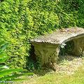 Banc de pierre au Grand Courtoiseau - 45 - Triguère