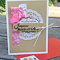 Lenascrap Birthday card