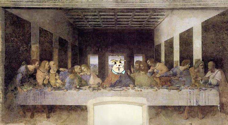 banquet cafards