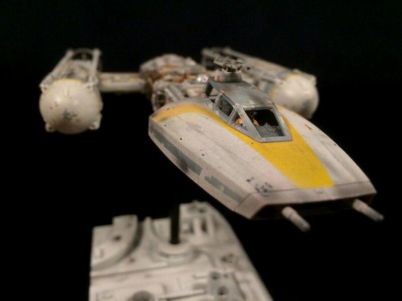 Y-Wing 10