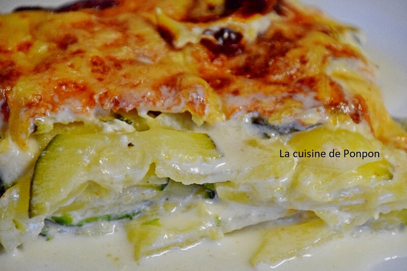 gratin dauphinois et courgette (11)