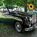 Jaguar MK IX de 1959 (1959-1961)(10009ex)(34ème Internationales Oldtimer meeting de Baden-Baden) 01