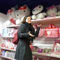 At Hamley's (Vivi)