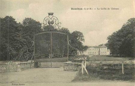 Bombon_Chateau_Belle_Grille_LIMAS