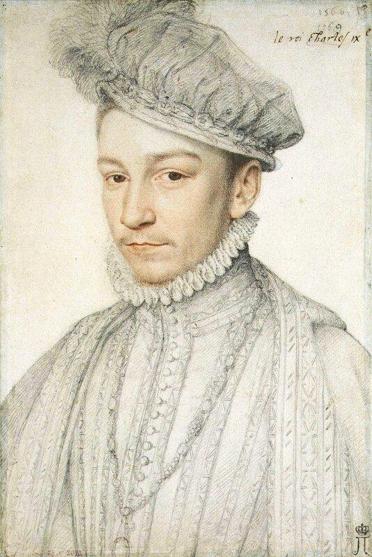 Charles, musée de l'Ermitage