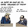 ps hollande trump humour