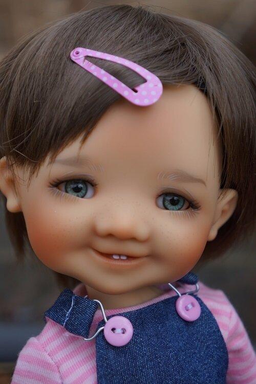 Gigi , bjd de Meadow dolls encore et encore !