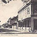 Place d'Armes_Rue La Reine_Bureaux Montocchio à droite