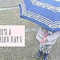 Le parapluie magique