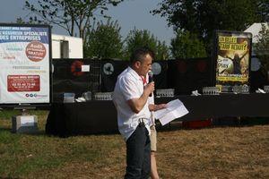 inauguration du festival Papillons de nuit 2012 Patrice Hamelin