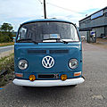 Volkswagen type 2 combi bay-window t2a (1967-1971)