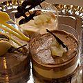 Duo chocolat poire