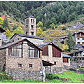 Andorre: le village de pal