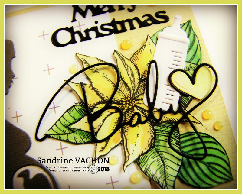 Carte Merry Christmas Baby (3)