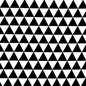triangles in BW