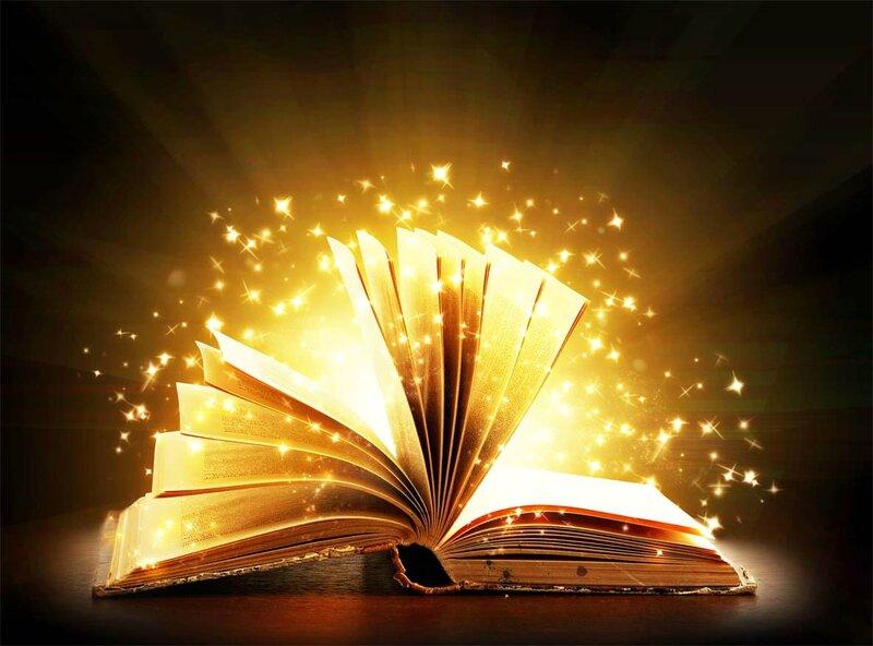 livre-ouvert- scintillant