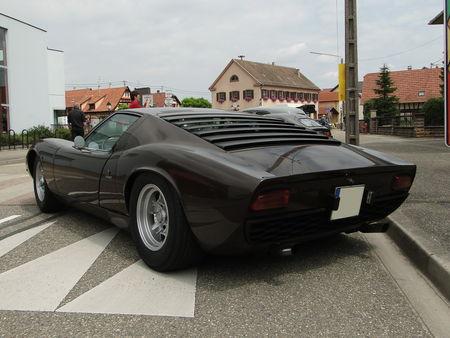 LAMBORGHINI Miura S 1969 Lipsheim Retro 2010 5