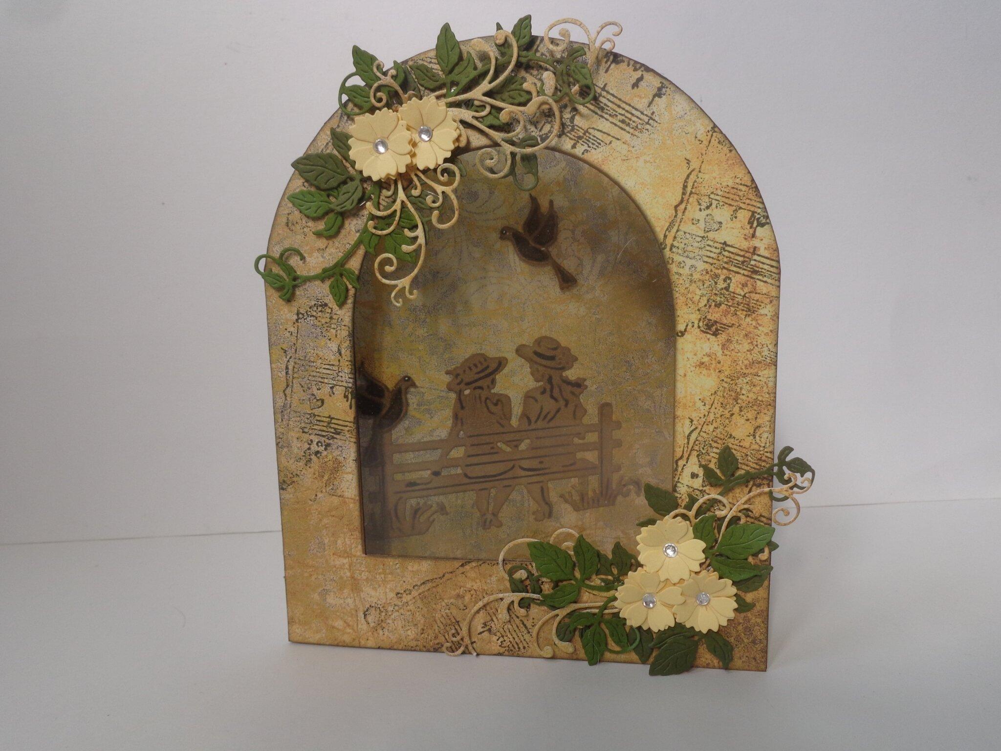 "Cartes ""cadre fenêtre"""