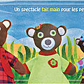 Spectacle chacun son t'ours