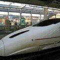 Shinkansen 800 Tsubame, Kagoshima eki