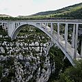 Gorges du Verdon, route des crêtes, Pont d'Artuby 1 (83)
