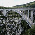 Gorges du Verdon, route des crêtes, Pont d'Artuby 1 (83)