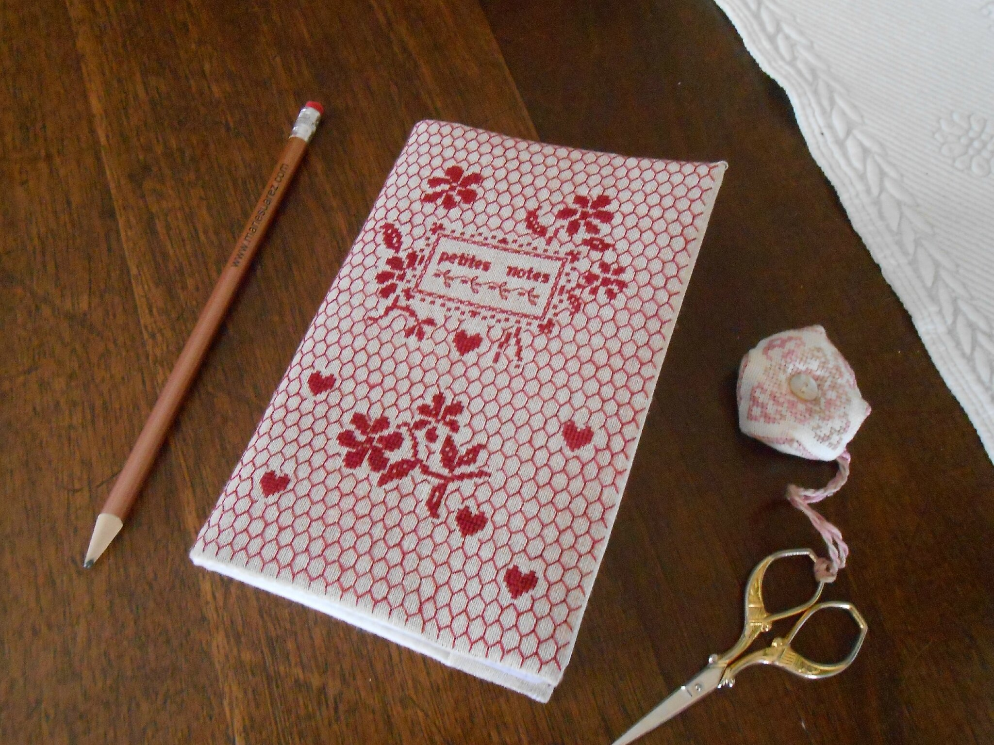carnet Petites notes MS