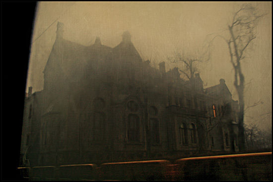 Haunted law courts