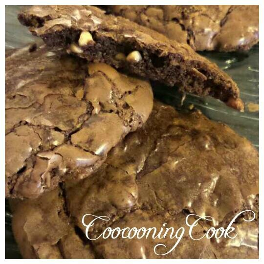 cookies comme un brownies