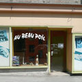 Au beau poil saint avre photo humour devanture toilettage