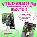 16 aout 2014 - equimontagne au col d'ornon (isère)