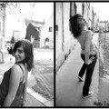 Y a des filles, elles dansent les démons de minuit dans la rue...
