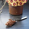Tarti-confiture chocolat bananes