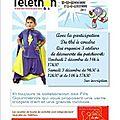 Téléthon 2011 à mérignac