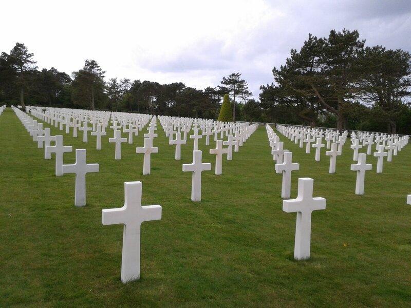 cimetière américain de Colleville (6)