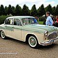 horch p240 sachsenring de 1957 (1956-1959)(9ème classic gala de schwetzingen 2011)
